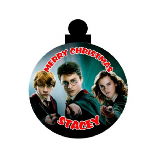 Harry Potter Acrylic Christmas Ornament Decoration